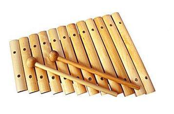 ксилофон неокрашенный 12 нот